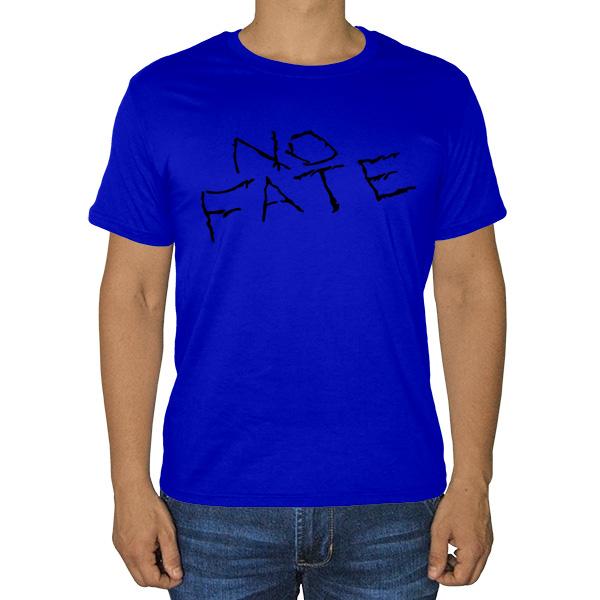Футболка No fate (Нет судьбы)