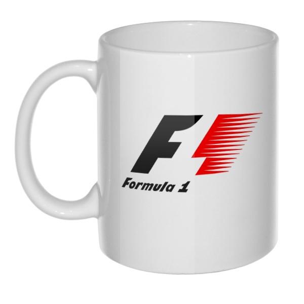 Кружка Логотип Формулы-1