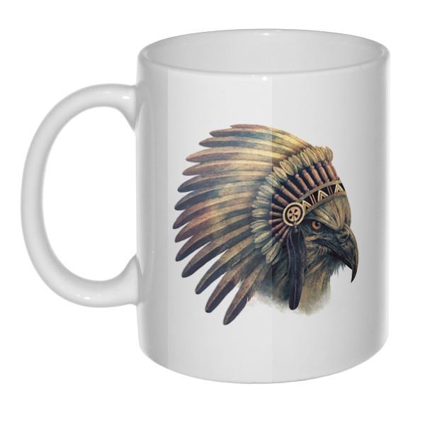Кружка Орел-индеец
