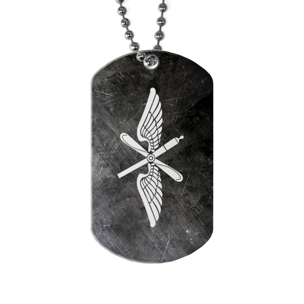 Жетон с эмблемой ВВС