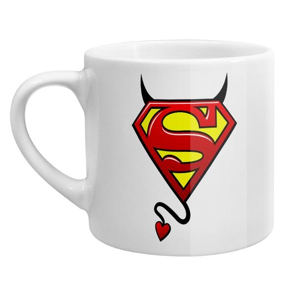 Кофейная чашка Супер-чертовка