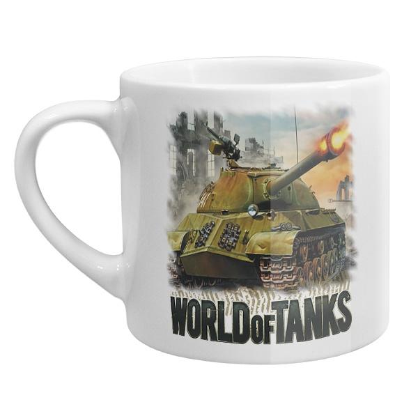 Кофейная чашка WoT