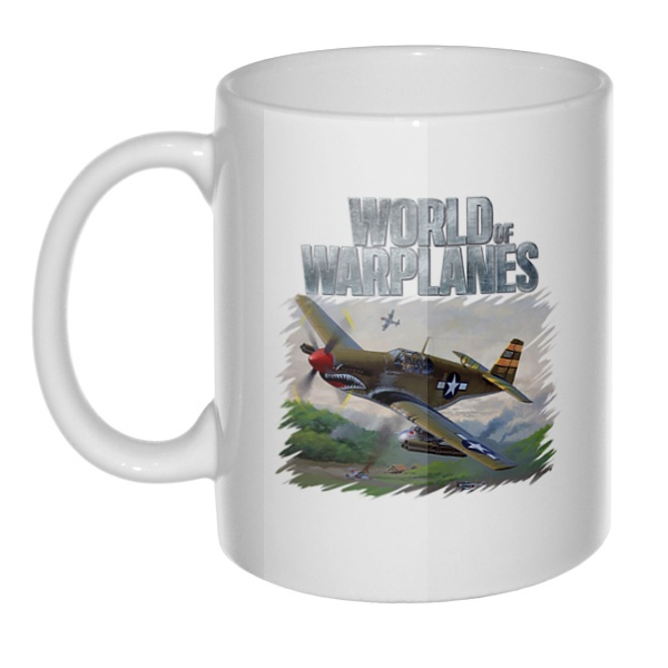 Кружка World of Warplanes
