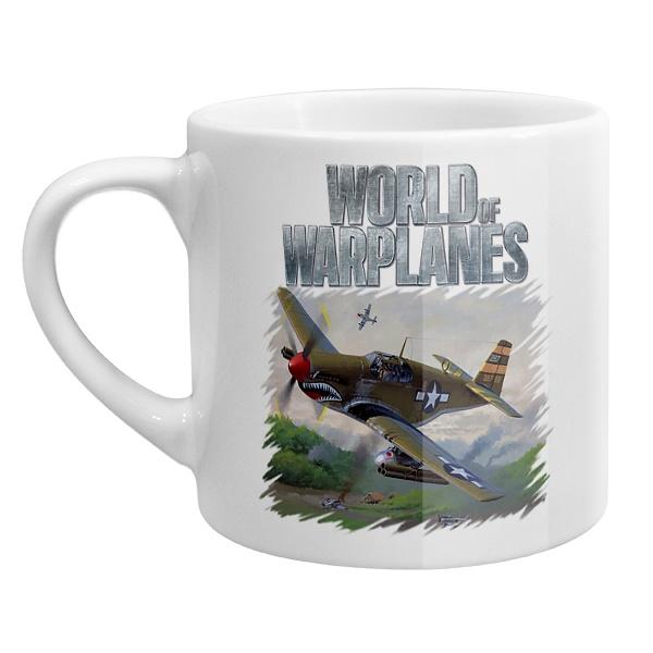 Кофейная чашка World of Warplanes