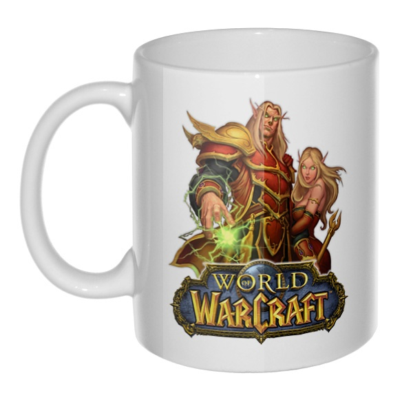 Кружка World of Warcraft