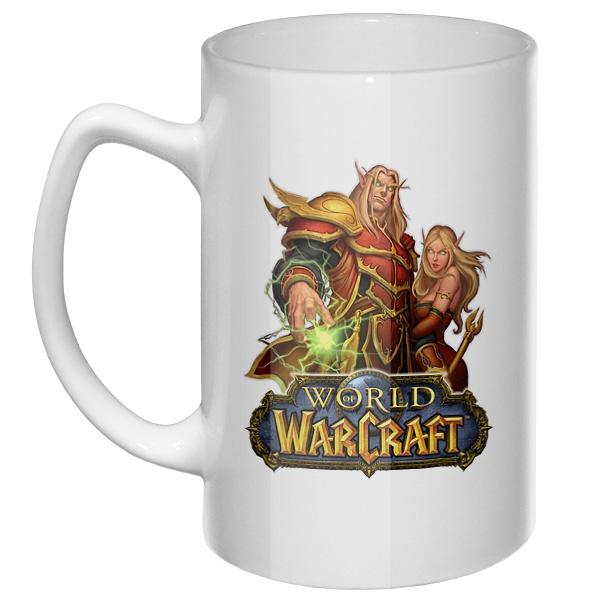 Большая кружка World of Warcraft
