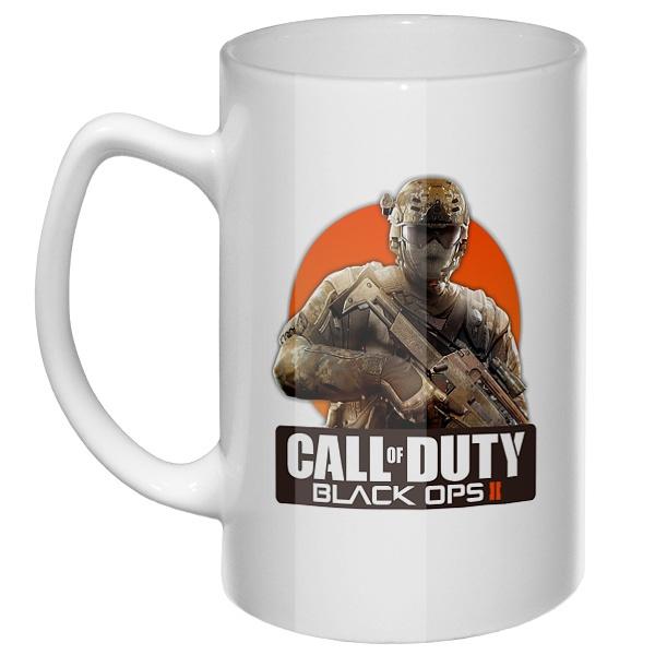 Большая кружка Call of Duty