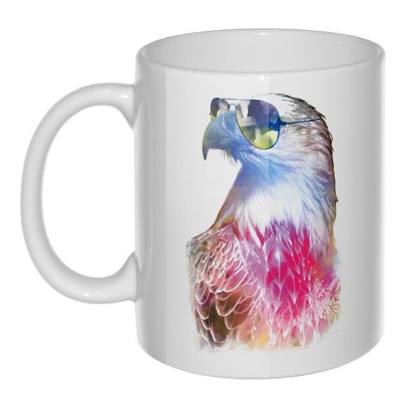 Кружка Орёл в очках