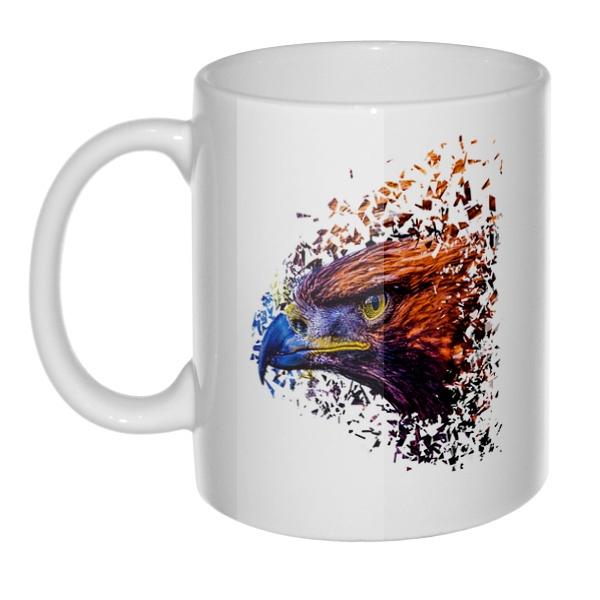Кружка Хищный орел