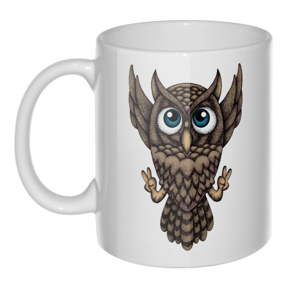 Кружка Owl