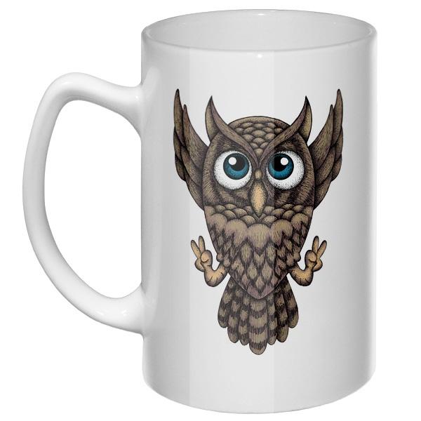 Большая кружка Owl