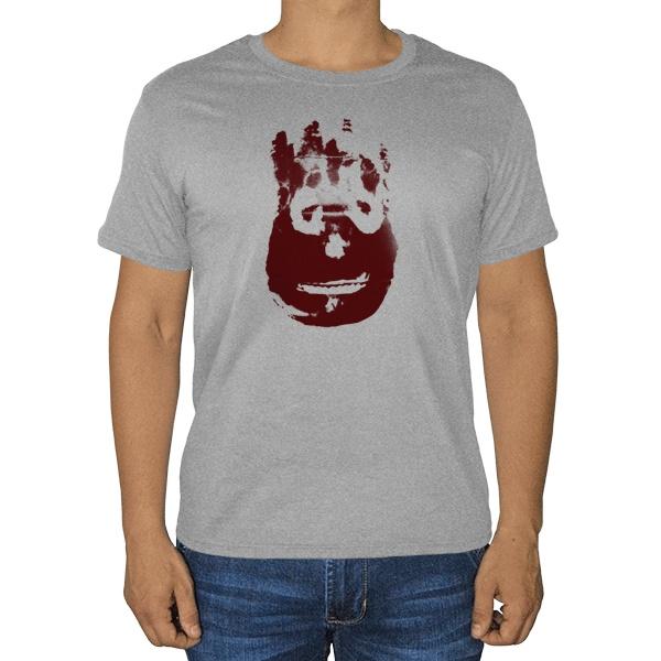 Wilson, серая футболка (меланж)