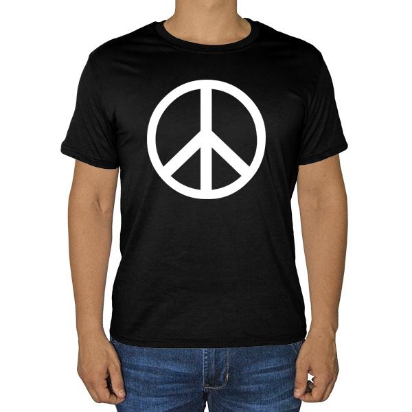 Черная футболка Пацифик