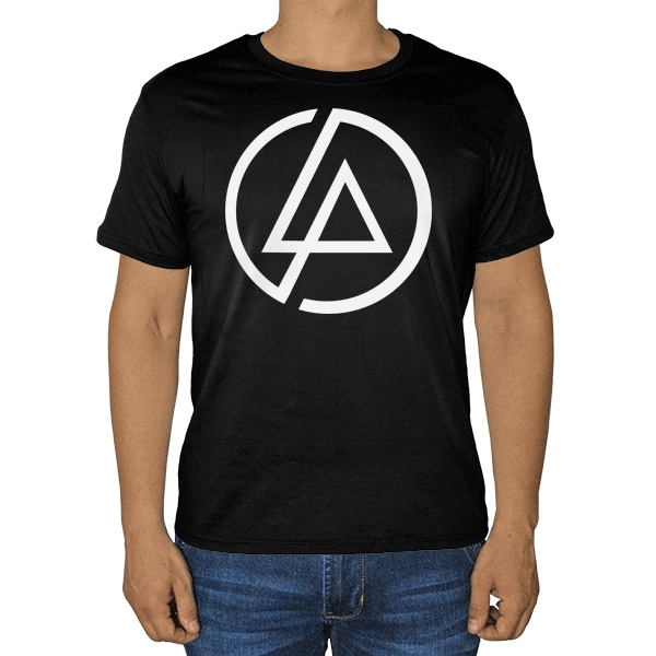 Черная футболка Linkin Park