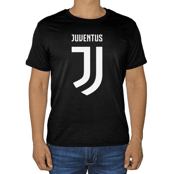 Черная футболка Juventus