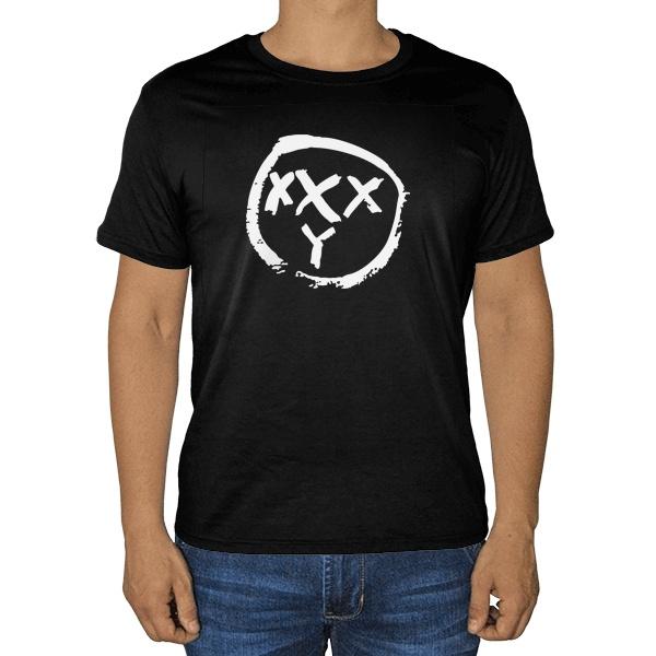 Черная футболка Oxxxymiron