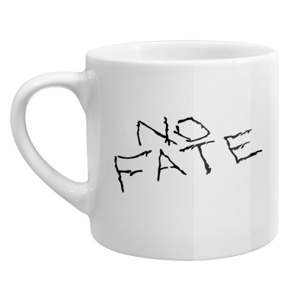 Кофейная чашка Нет судьбы (No fate)