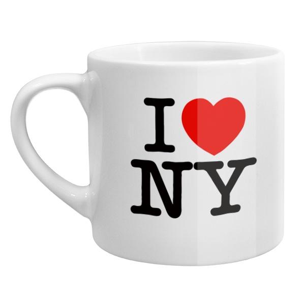 Кофейная чашка i ❤ ny