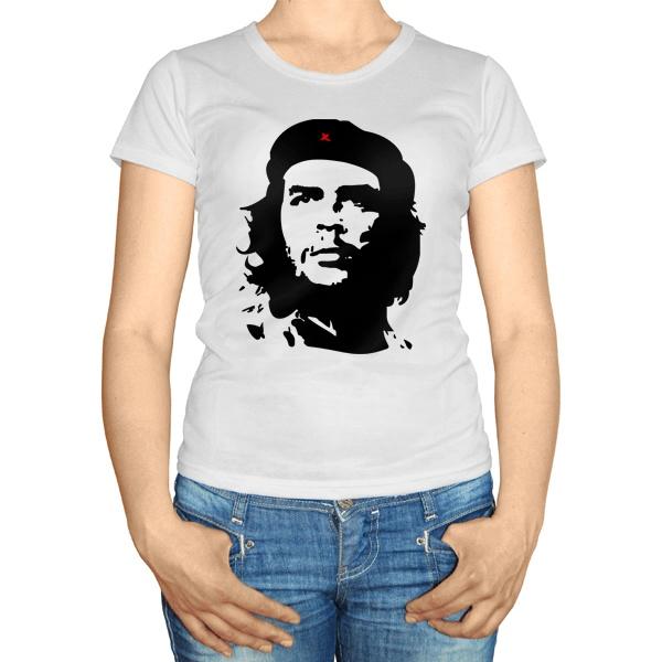 Женская футболка Эрнесто Че Гевара