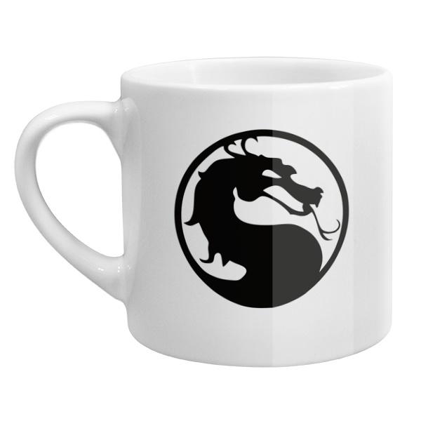 Кофейная чашка Mortal Kombat