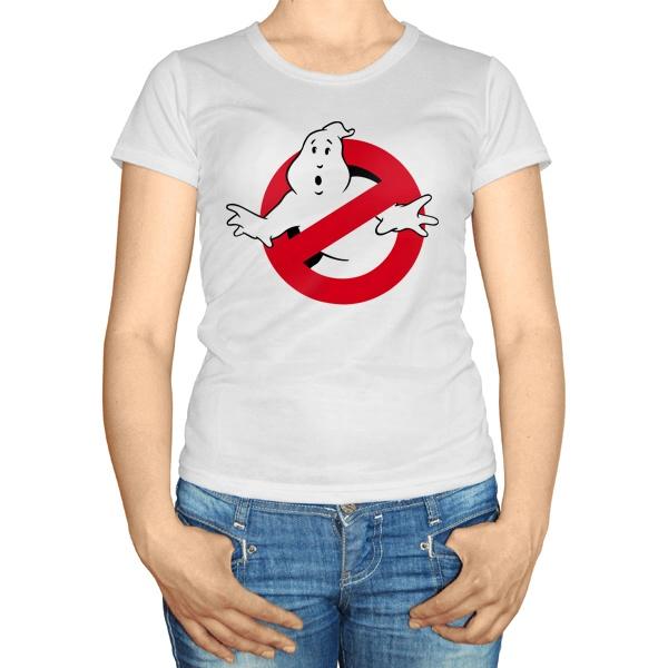 Женская футболка Ghostbusters