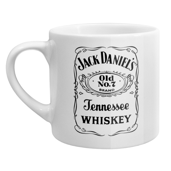 Кофейная чашка Джек Дэниэлс
