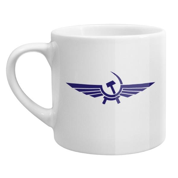 Кофейная чашка Аэрофлот СССР