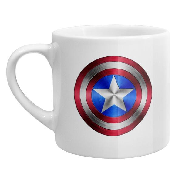 Кофейная чашка Captain America