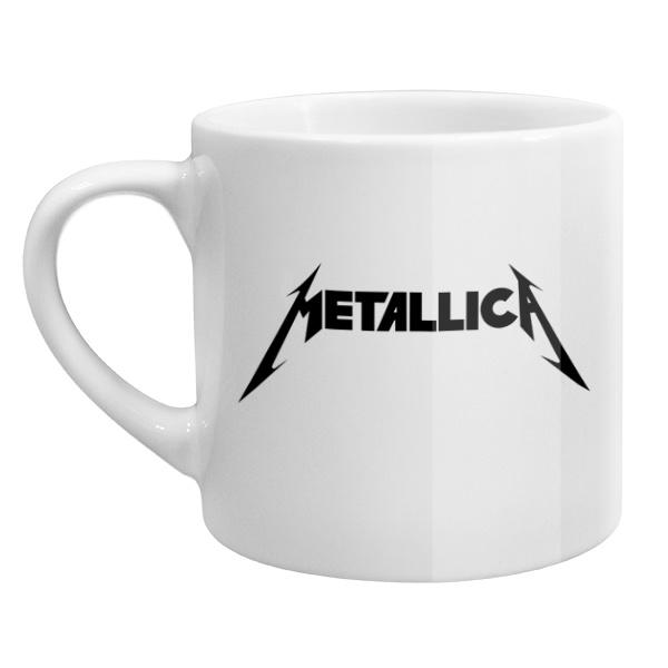 Кофейная чашка Metallica