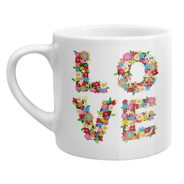 Кофейная чашка LOVE