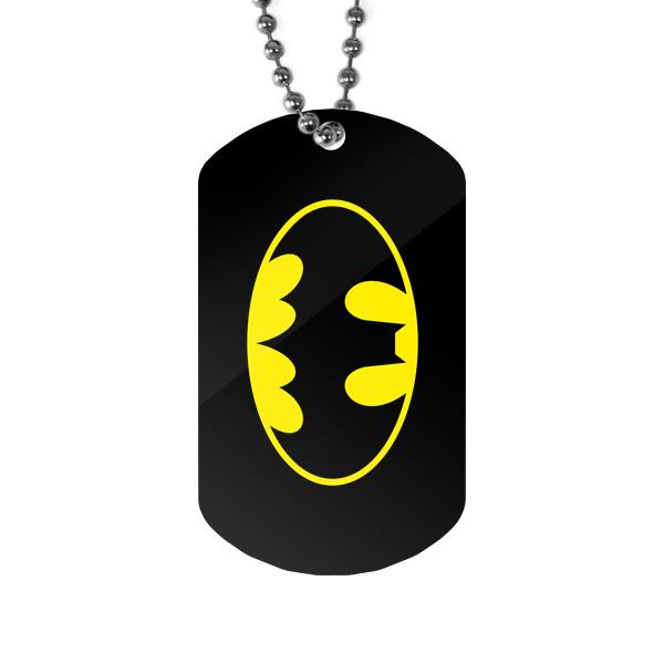 Жетон Batman, цвет белый