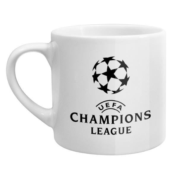 Кофейная чашка Лига чемпионов УЕФА