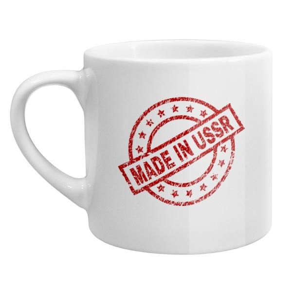 Кофейная чашка Сделано в СССР