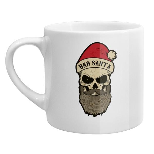Кофейная чашка Bad Santa