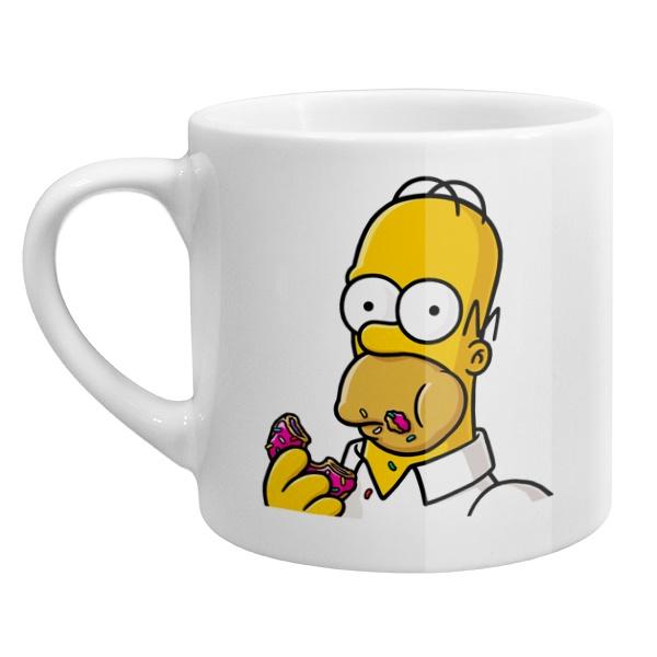Кофейная чашка Гомер Симпсон