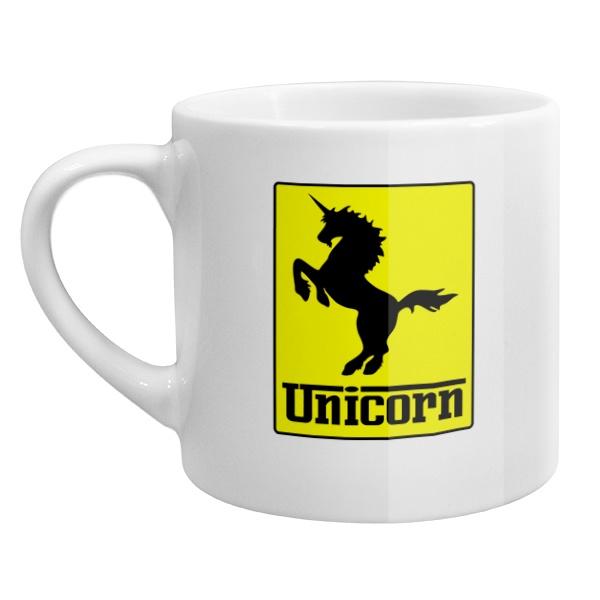 Кофейная чашка Unicorn (Ferrari)