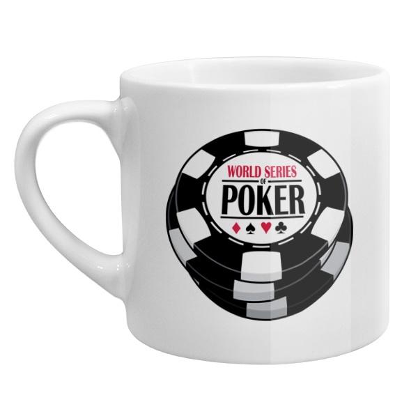 Кофейная чашка Покер