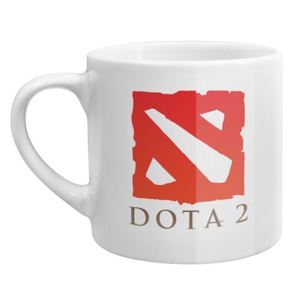 Кофейная чашка Дота 2