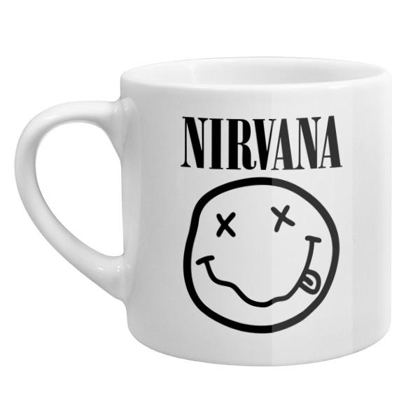 Кофейная чашка Нирвана