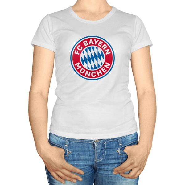 Женская футболка FC Bayern Muchen