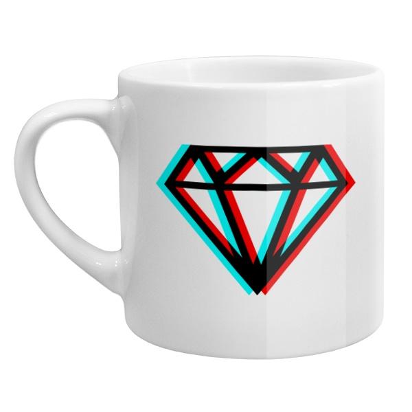Кофейная чашка Стерео Бриллиант