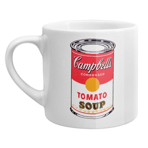Кофейная чашка Банка супа Энди Уорхола