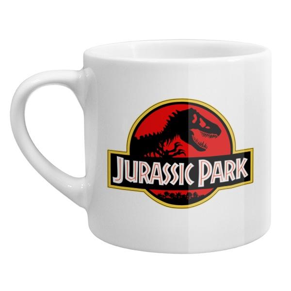 Кофейная чашка Jurassic Park