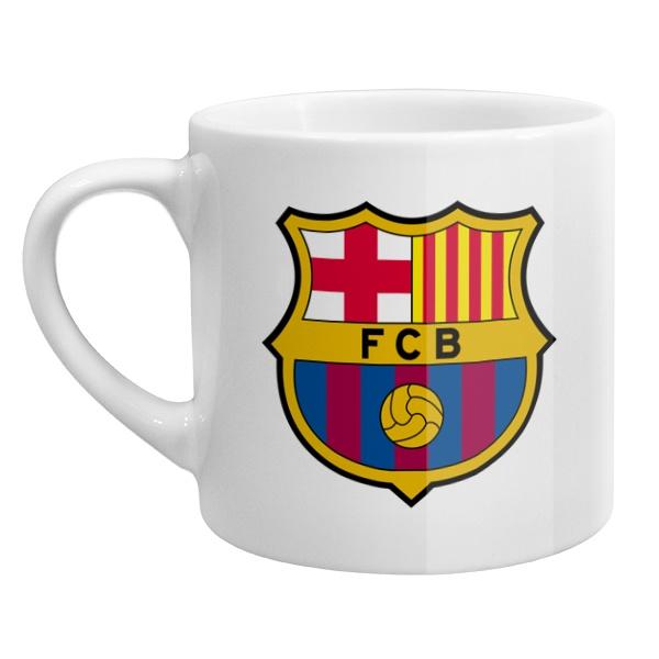 Кофейная чашка ФК Барселона