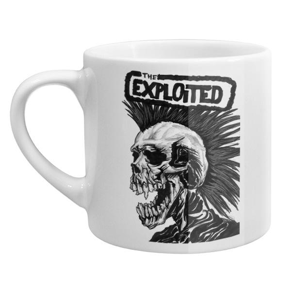 Кофейная чашка The Exploited
