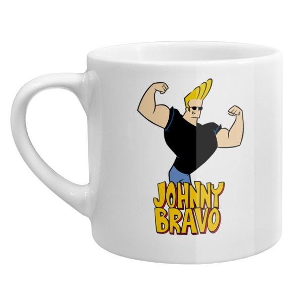 Кофейная чашка Джонни Браво