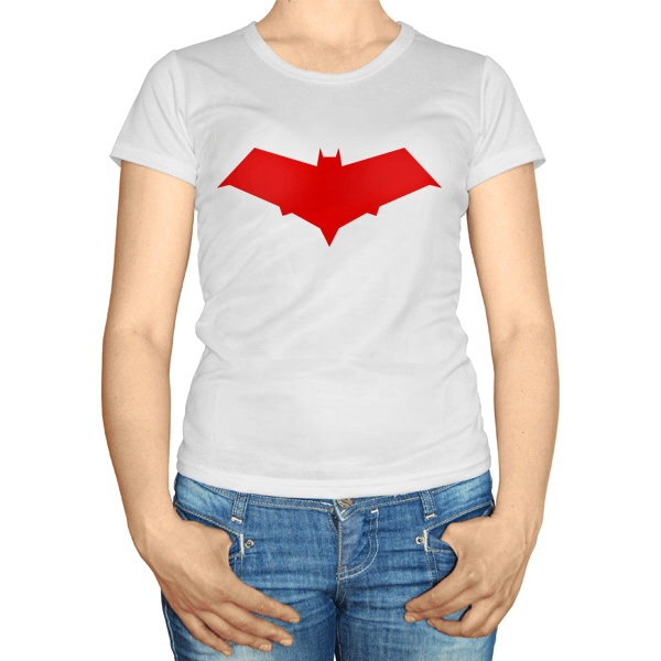 Женская футболка Красный колпак