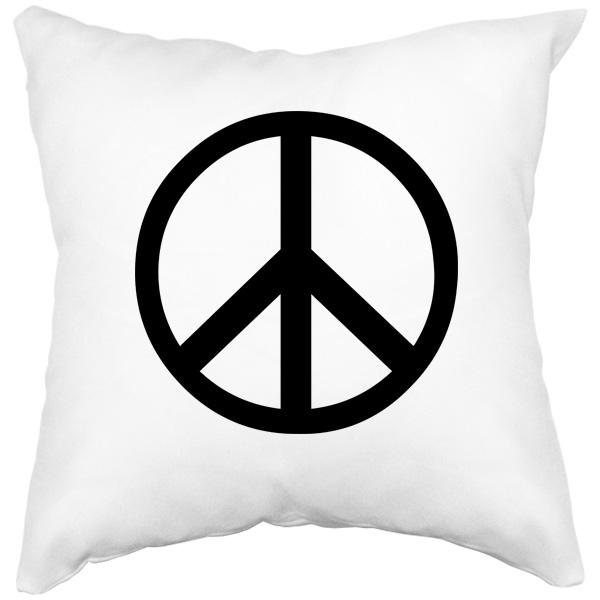 Подушка Пацифик, цвет белый