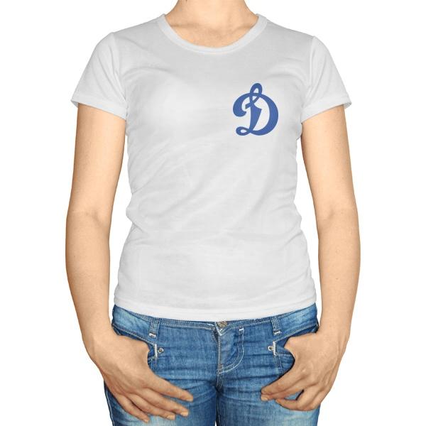 Женская футболка ФК Динамо