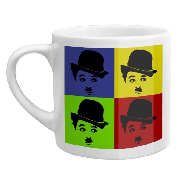 Кофейная чашка Чарли Чаплин